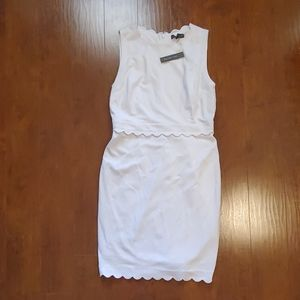 NWT The Limited Dress, White, Small